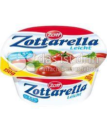 Produktabbildung: Zott Zott Zottarella Minis Leicht 150 g