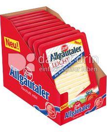 Produktabbildung: Zott Allgäutaler in Scheiben Leicht 150 g