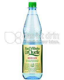 Produktabbildung: Bad Vilbeler UrQuelle Medium 1 l
