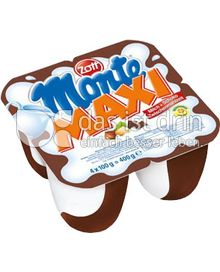 Produktabbildung: Zott Monte Maxi Schoko 400 g