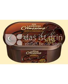 Produktabbildung: Langnese Cremissimo Chocolate - Dunkle Verführung 900 ml