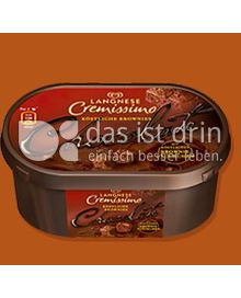 Produktabbildung: Langnese Cremissimo Chocolate - Köstliche Brownies 900 ml