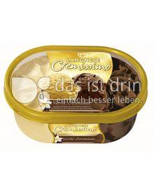 Produktabbildung: Langnese Cremissimo Vanille Schokolade 900 ml