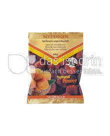 Produktabbildung: Seeberger Aprikosen ungeschwefelt 500 g