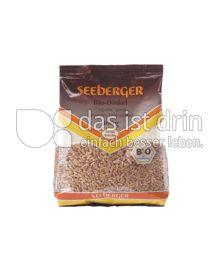 Produktabbildung: Seeberger Bio-Dinkel 400 g