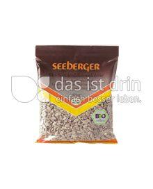 Produktabbildung: Seeberger Bio-Sonnenblumenkerne 400 g