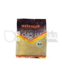 Produktabbildung: Seeberger Bio-Speisehirse 400 g
