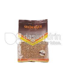 Produktabbildung: Seeberger Dinkel 500 g
