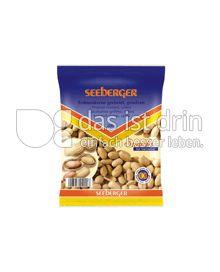 Produktabbildung: Seeberger Erdnusskerne geröstet, gesalzen 200 g