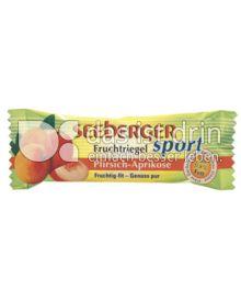 Produktabbildung: Seeberger Fruchtriegel Pfirsich-Aprikose 35 g