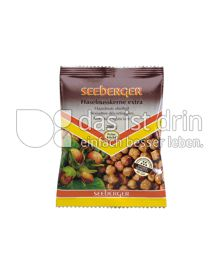 Produktabbildung: Seeberger Haselnusskerne extra 200 g