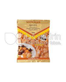 Produktabbildung: Seeberger Ingwerstücke 200 g
