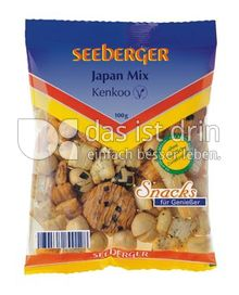 Produktabbildung: Seeberger Japan Mix Kenkoo 100 g