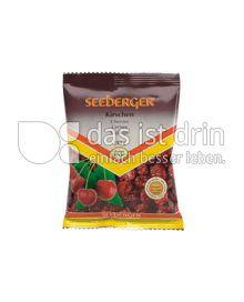 Produktabbildung: Seeberger Kirschen 150 g