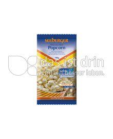 Produktabbildung: Seeberger Mikrowellen-Popcorn salzig 100 g