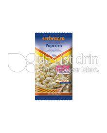 Produktabbildung: Seeberger Mikrowellen-Popcorn süß 100 g