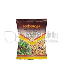Produktabbildung: Seeberger Sojakerne geröstet 150 g