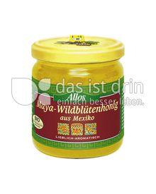 Produktabbildung: Allos Maya-Wildblütenhonig 500 g