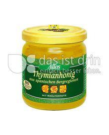 Produktabbildung: Allos Thymianhonig aus Spanien 500 g