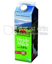 Produktabbildung: Schwarzwälder Weidemilch 1 l