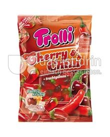 Produktabbildung: Trolli Cherry & Chili 225 g