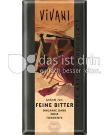 Produktabbildung: Vivani Feine Bitter Cacao 71 % 100 g