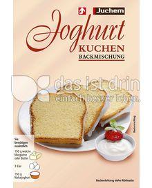 Produktabbildung: Juchem Joghurt Kuchen 500 g