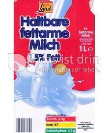 Produktabbildung: Gutes Land Haltbare fettarme Milch 1 l