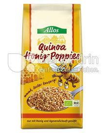 Produktabbildung: Allos Quinoa-Honig-Poppies 200 g