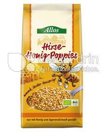 Produktabbildung: Allos Hirse-Honig-Poppies 200 g
