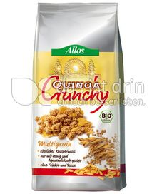 Produktabbildung: Allos Quinoa Crunchy multigrain 400 g