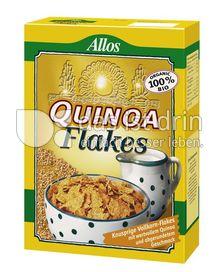 Produktabbildung: Allos Quinoa Flakes 250 g