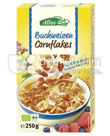 Produktabbildung: Allos Buchweizen Cornflakes 250 g
