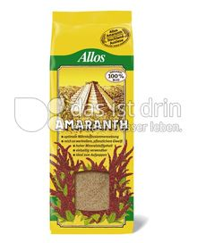 Produktabbildung: Allos Amaranth 500 g