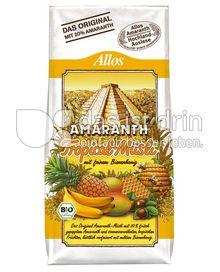 Produktabbildung: Allos Amaranth-Tropical Müsli 500 g