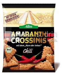 Produktabbildung: Allos Amaranth Crossinis 100 g