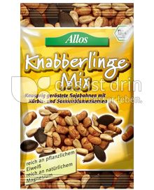 Produktabbildung: Allos Knabberlinge Mix 50 g