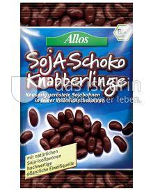 Produktabbildung: Allos Soja-Schoko Knabberlinge 50 g