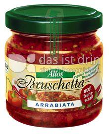 Produktabbildung: Allos Bruschetta Arrabiata 180 g