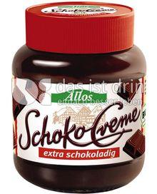 Produktabbildung: Allos Schokocreme 350 g