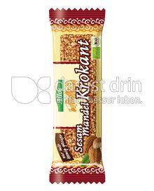 Produktabbildung: Allos Sesam-Mandel-Krokant 30 g
