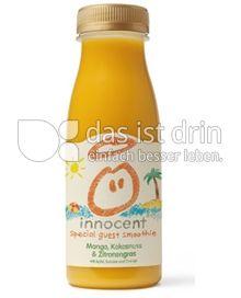 Produktabbildung: innocent Mango, Kokosnuss & Zitronengras 250 ml