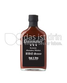 Produktabbildung: Painmaker Kentucky Moonshine Whiskey BBQ Sauce 200 ml