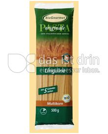 Produktabbildung: BioGourmet originale Linguine Multikorn 500 g