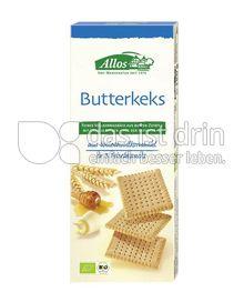 Produktabbildung: Allos Butterkeks 150 g