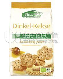 Produktabbildung: Allos Dinkel-Kekse 125 g