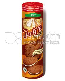 Produktabbildung: Allos Duetto Vanille 330 g