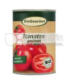 Produktabbildung: BioGourmet Tomaten geschält 400 g