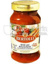 Produktabbildung: Bertolli Base per Bolognese 400 g