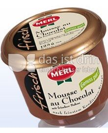 Produktabbildung: Merl Mousse au Chocolat 125 g